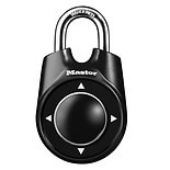 Master Lock Speed Dial Set-Your-Own Combination Lock