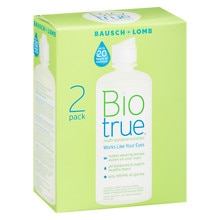 Bausch + Lomb Biotrue Multi-Purpose Solution 2 Pack