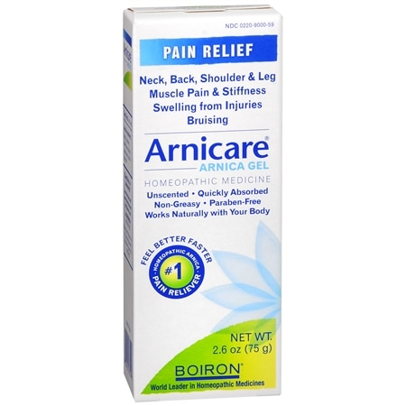 Boiron Arnicare Pain Relief Gel