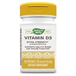 Nature's Way Vitamin D3 2000 IU, Softgel