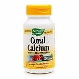 Nature's Way Coral Calcium with 73 Trace Minerals, VCaps