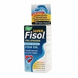 Nature's Way Super Fisol Fish Oil 500 mg Dietary Supplement Softgels