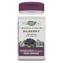 Bilberry Standardized Capsules
