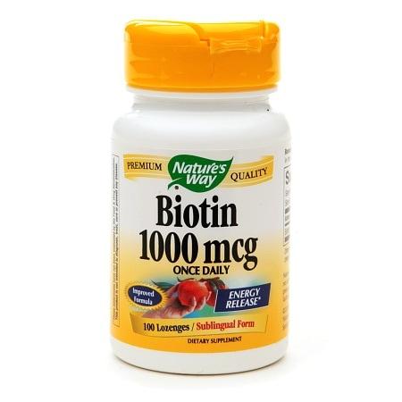 Nature S Way Biotin Reviews
