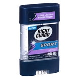 Right Guard Sport 3-D Odor Defense, Antiperspirant & Deodorant Clear Gel Active