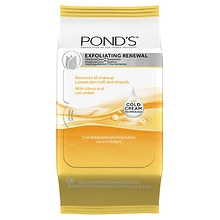 POND'S Wet Cleansing Towelettes with Citrus & Cucumber