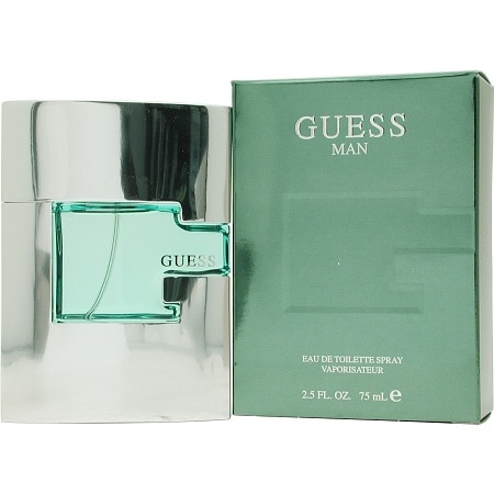 Guess Man Eau de Toilette Spray