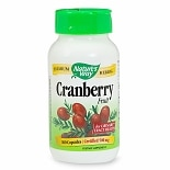 Cranberry Fruit 465 mg Dietary Supplement Capsules