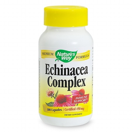 Nature's Way Echinacea Complex 450mg, Capsules