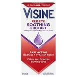 Visine Maximum Redness Relief Lubricant Eye Drops