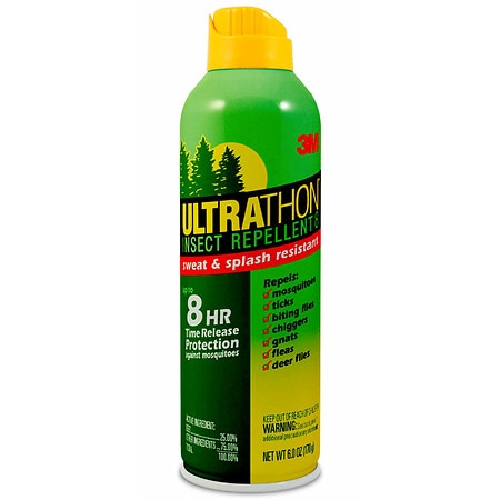 Ultrathon Insect Repellent 8  Aerosol Fresh Outdoor Scent