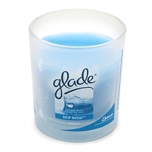 Glade Scented Candle Crisp Waters
