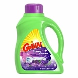 Gain High Efficiency Liquid Detergent, 32 Loads Spring