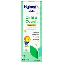 Cold'n Cough 4 Kids Multi-Symptom Liquid