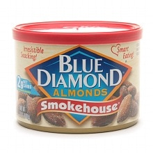 Blue Diamond Almonds, Can Smokehouse