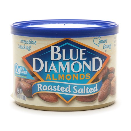 Blue Diamond Almonds Roasted Salted