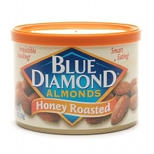 Almonds Honey Roasted