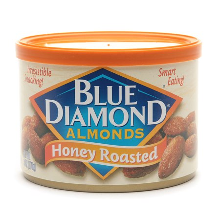 the effectiveness of almonds with honey Iron in nuts and seeds  food serving iron (mg)  honey roasted: 1 oz: 079: almonds, oil roasted: 1 oz:  safety and effectiveness.
