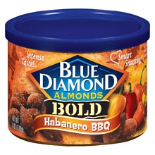 Almonds Habanero BBQ