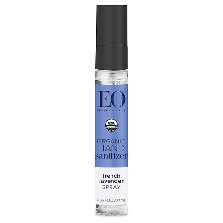 EO Sanitizing Hand Spray Organic Lavender with Echinacea
