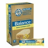 Balance Bar GOLD Nutrition Bar with Three Indulgent Layers Lemon Meringue Crunch