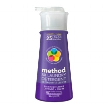 method Laundry Detergent, 25 Loads Lavender Cedar