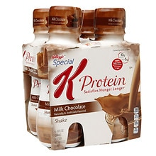 Special K Protein Shake 4 Pack Milk Chocolate