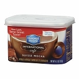 Maxwell House International Cafe Swiss Mocha Cafe-Style Beverage Mix, Sugar Free Swiss Mocha Cafe