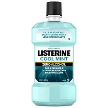 Zero Clean Mint Mouthwash Clean Mint
