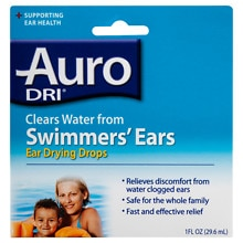 Auro-Dri Ear Drying Aid Drops