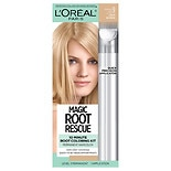 L'Oreal Paris Root Rescue 10 Minute Root Hair Coloring Kit Light Blonde 9