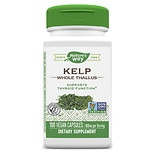 Nature's Way Kelp Capsules