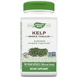 Nature's Way Kelp 660 mg Dietary Supplement