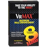 VirMAX Maximum Male Enhancement Dietary Supplement Tablets