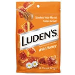 Luden's Throat Drops Wild Honey