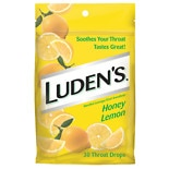 Luden's Throat Drops Honey Lemon