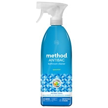 method ANTIBAC, Antibacterial Bathroom Cleaner Spearmint