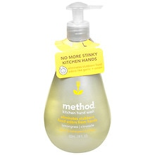 method Kitchen Hand Wash Lemongrass