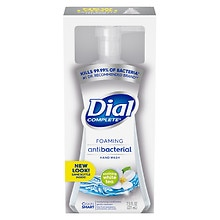 Dial Complete Foaming Antibacterial Hand Wash White Tea