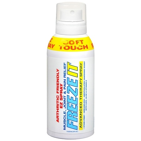 Freeze It Advanced Therapy Spray 4 oz