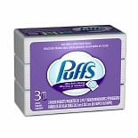 Puffs Ultra Soft & Strong Facial Tissues To Go 3 packs 3 packs