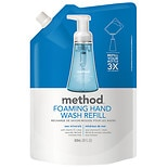 method Foaming Hand Wash Refill Pouch Sea Minerals