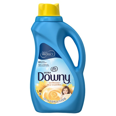 Downy Ultra Fabric Softener, 60 Loads Sun Blossom