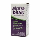 Alpha Betic Alpha Lipoic Acid