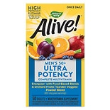 Alive! Once Daily Multivitamin & Whole Food Energizer Dietary Supplement Tablet