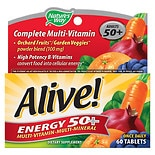 Alive! Energy 50+ Multivitamin