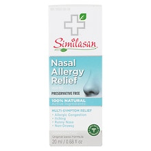 Similasan Nasal Allergy Relief Mist