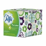 Plus Lotion Facial Tissues, Cube 1 box (56 count)