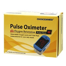 OxyWatch C18 Fingertip Pulse Oximeter