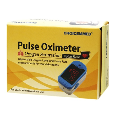 Choicemmed OxyWatch C18 Fingertip Pulse Oximeter